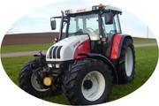 Steyr 9100 serie / CVT / T1 / T2
