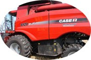 Case Combine Hakselaar 8120 AFS