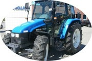 New Holland TL 80 t/m 110 serie