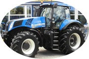 New Holland T8 2013 ->