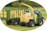 Krone BIG X 600 Cabinemat 2012 >