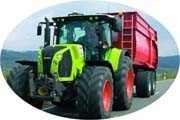Claas Arion 500/600 + Axion 800/900 08-2014 ->