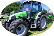 Deutz Agrotron 105 - 150 MK3