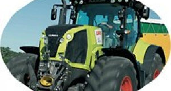 Claas Axion 2014