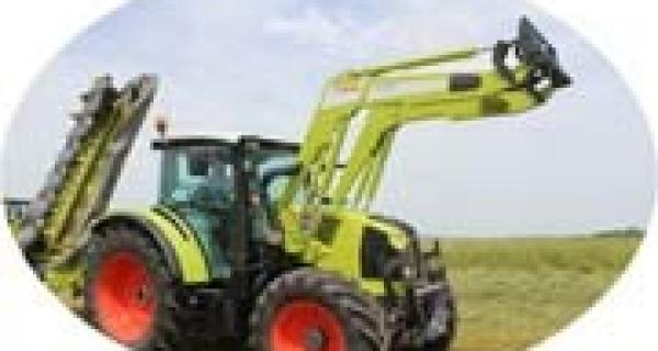 Claas Arion 400 serie 2009 ->