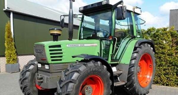 Fendt Farmer 308 serie