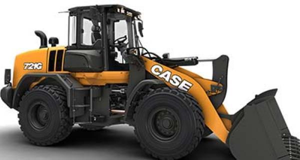 Case shovel 7.21G/6.21